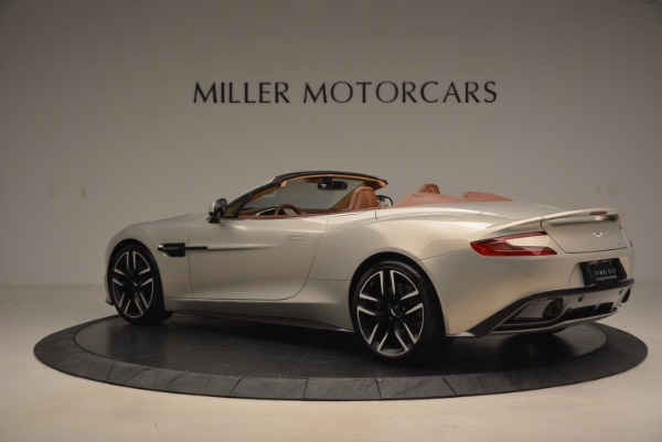 Used 2015 Aston Martin Vanquish Volante for sale Sold at Pagani of Greenwich in Greenwich CT 06830 4