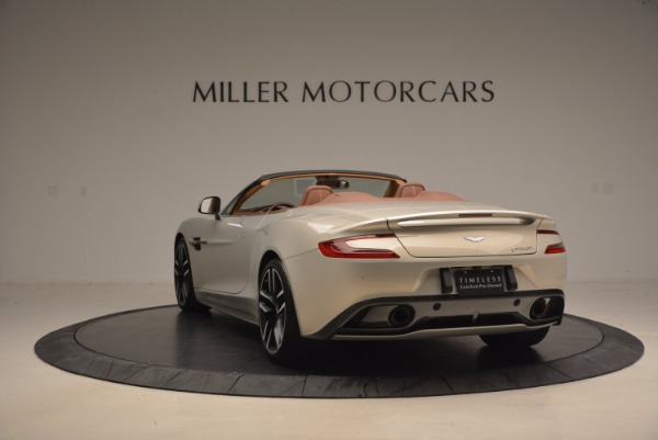 Used 2015 Aston Martin Vanquish Volante for sale Sold at Pagani of Greenwich in Greenwich CT 06830 5
