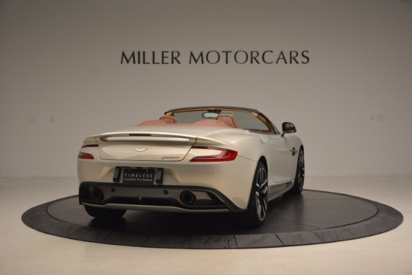 Used 2015 Aston Martin Vanquish Volante for sale Sold at Pagani of Greenwich in Greenwich CT 06830 7