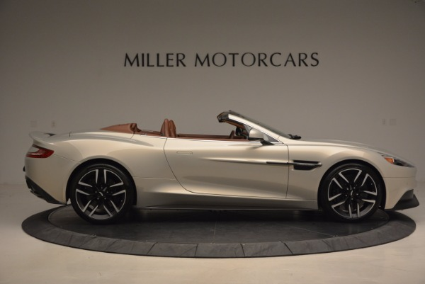 Used 2015 Aston Martin Vanquish Volante for sale Sold at Pagani of Greenwich in Greenwich CT 06830 9