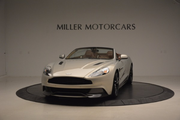 Used 2015 Aston Martin Vanquish Volante for sale Sold at Pagani of Greenwich in Greenwich CT 06830 1