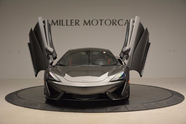 New 2017 McLaren 570GT for sale Sold at Pagani of Greenwich in Greenwich CT 06830 13