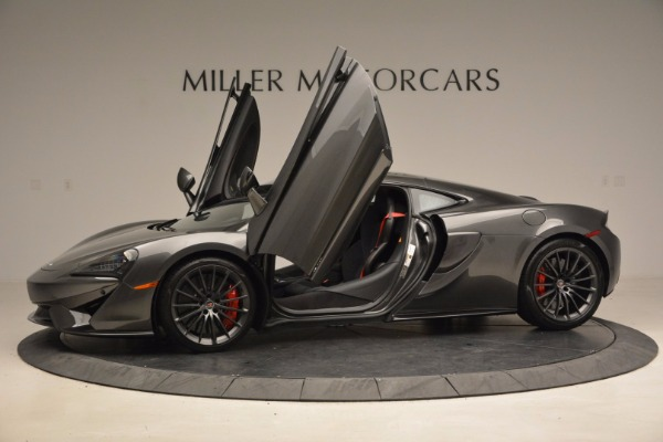 New 2017 McLaren 570GT for sale Sold at Pagani of Greenwich in Greenwich CT 06830 15