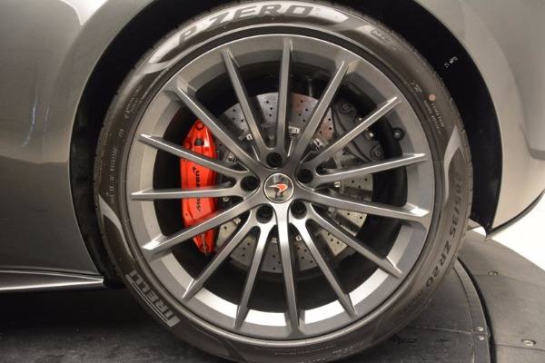 New 2017 McLaren 570GT for sale Sold at Pagani of Greenwich in Greenwich CT 06830 17