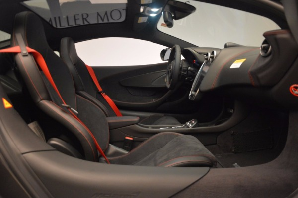 New 2017 McLaren 570GT for sale Sold at Pagani of Greenwich in Greenwich CT 06830 22