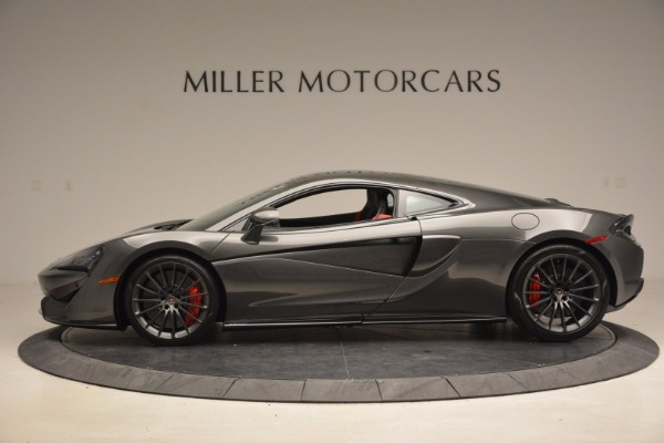 New 2017 McLaren 570GT for sale Sold at Pagani of Greenwich in Greenwich CT 06830 3