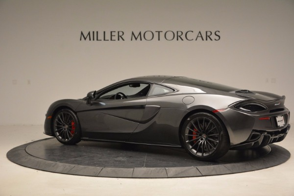 New 2017 McLaren 570GT for sale Sold at Pagani of Greenwich in Greenwich CT 06830 4