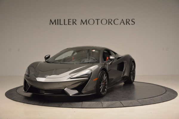 New 2017 McLaren 570GT for sale Sold at Pagani of Greenwich in Greenwich CT 06830 1