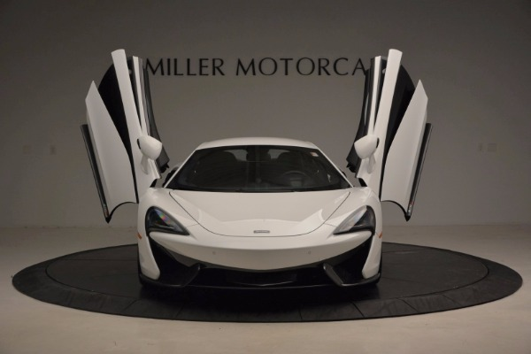 New 2017 McLaren 570S for sale Sold at Pagani of Greenwich in Greenwich CT 06830 13