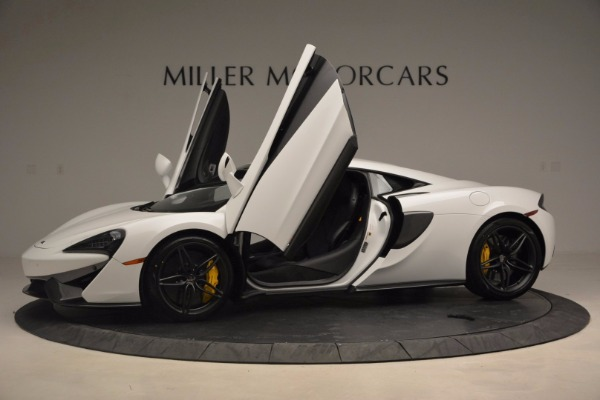 New 2017 McLaren 570S for sale Sold at Pagani of Greenwich in Greenwich CT 06830 15