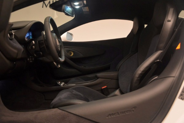 New 2017 McLaren 570S for sale Sold at Pagani of Greenwich in Greenwich CT 06830 18