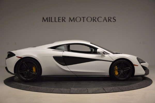 New 2017 McLaren 570S for sale Sold at Pagani of Greenwich in Greenwich CT 06830 9