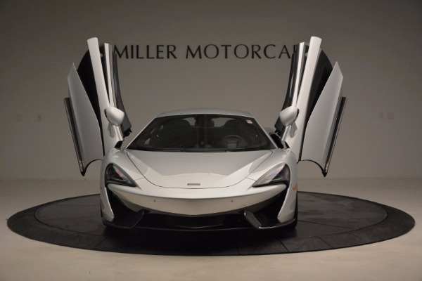 Used 2017 McLaren 570S for sale Sold at Pagani of Greenwich in Greenwich CT 06830 13