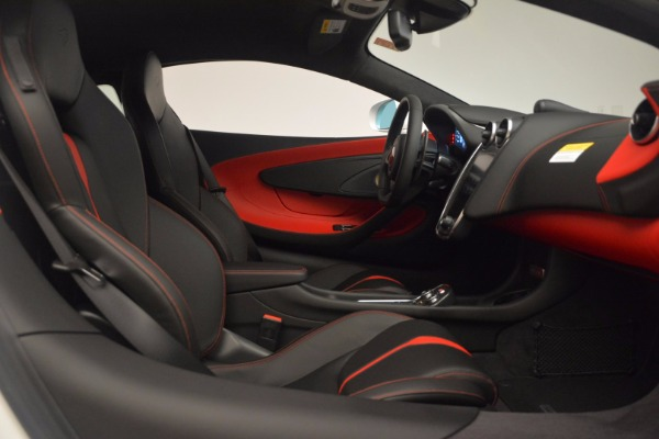 Used 2017 McLaren 570S for sale Sold at Pagani of Greenwich in Greenwich CT 06830 20