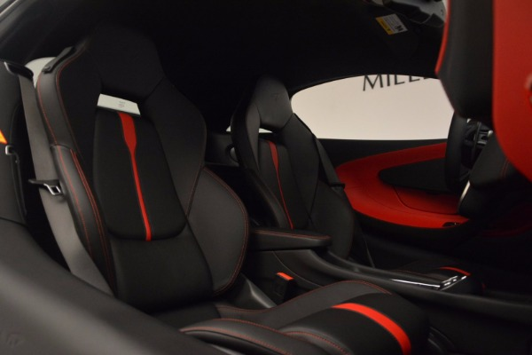 Used 2017 McLaren 570S for sale Sold at Pagani of Greenwich in Greenwich CT 06830 21