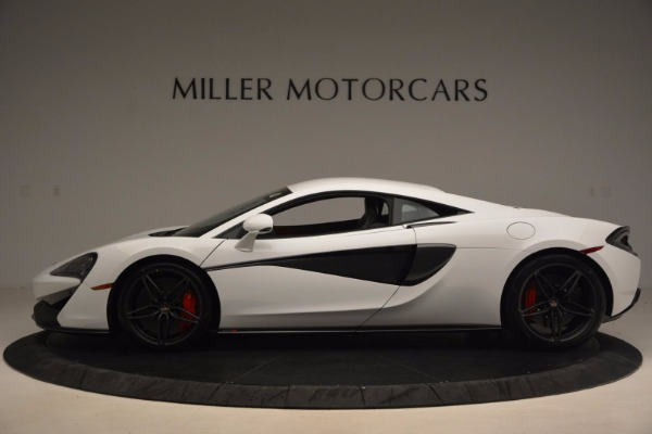 Used 2017 McLaren 570S for sale Sold at Pagani of Greenwich in Greenwich CT 06830 3