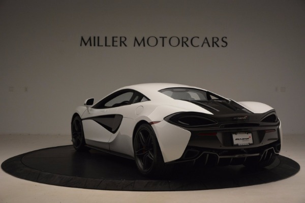 Used 2017 McLaren 570S for sale Sold at Pagani of Greenwich in Greenwich CT 06830 5