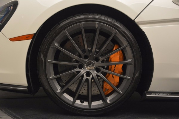 Used 2017 McLaren 570GT for sale Sold at Pagani of Greenwich in Greenwich CT 06830 14