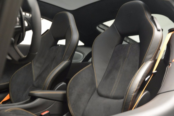 Used 2017 McLaren 570GT for sale Sold at Pagani of Greenwich in Greenwich CT 06830 17