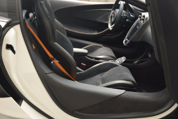Used 2017 McLaren 570GT for sale Sold at Pagani of Greenwich in Greenwich CT 06830 19