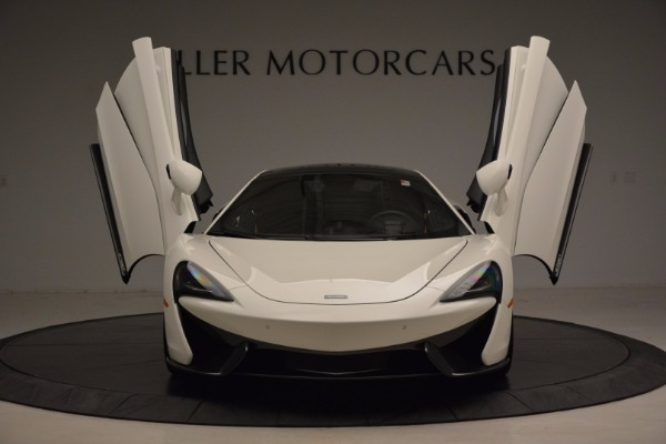 Used 2017 McLaren 570GT for sale Sold at Pagani of Greenwich in Greenwich CT 06830 22