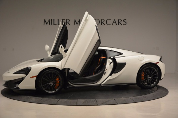 Used 2017 McLaren 570GT for sale Sold at Pagani of Greenwich in Greenwich CT 06830 24