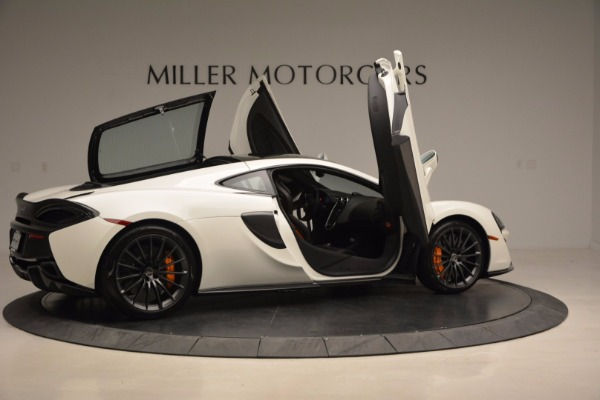 Used 2017 McLaren 570GT for sale Sold at Pagani of Greenwich in Greenwich CT 06830 26