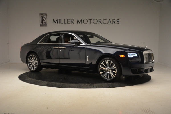 New 2018 Rolls-Royce Ghost for sale Sold at Pagani of Greenwich in Greenwich CT 06830 10