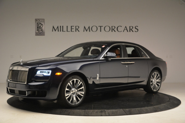 New 2018 Rolls-Royce Ghost for sale Sold at Pagani of Greenwich in Greenwich CT 06830 2