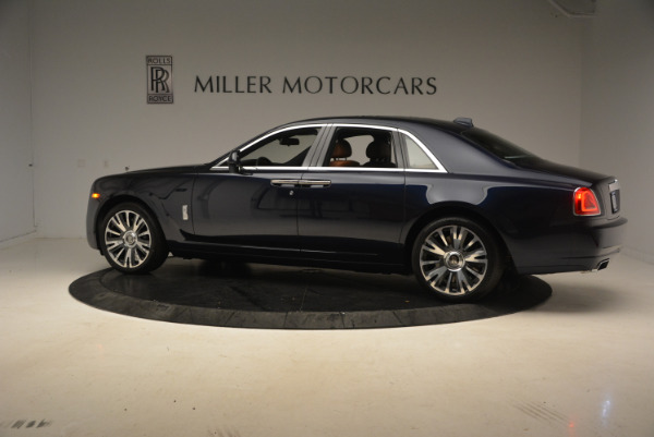 New 2018 Rolls-Royce Ghost for sale Sold at Pagani of Greenwich in Greenwich CT 06830 4