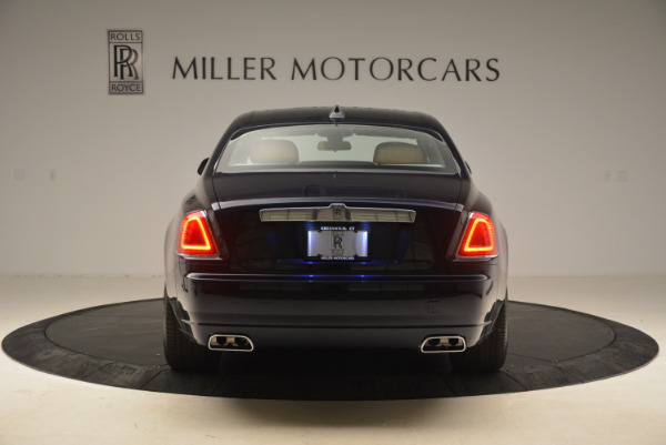 New 2018 Rolls-Royce Ghost for sale Sold at Pagani of Greenwich in Greenwich CT 06830 6