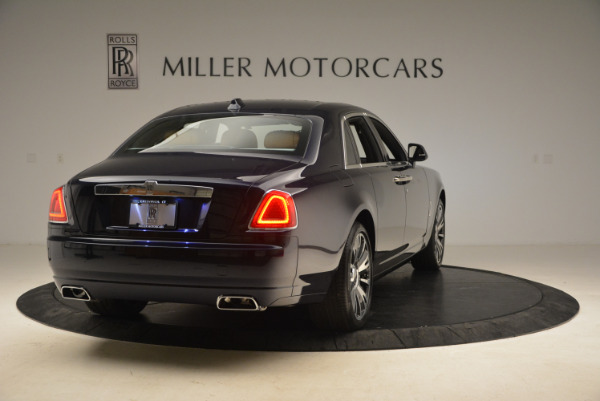 New 2018 Rolls-Royce Ghost for sale Sold at Pagani of Greenwich in Greenwich CT 06830 7