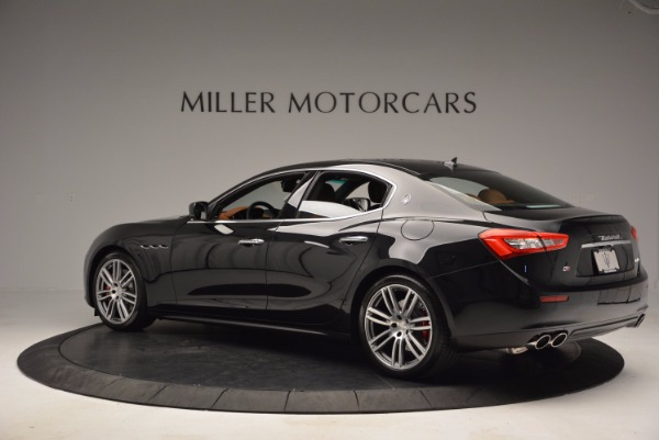 Used 2014 Maserati Ghibli S Q4 for sale Sold at Pagani of Greenwich in Greenwich CT 06830 4