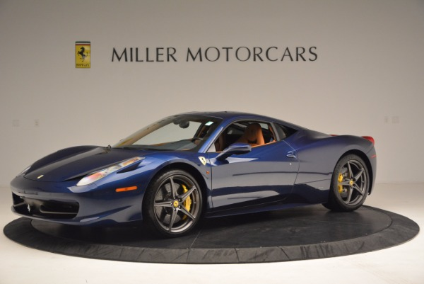 Used 2013 Ferrari 458 Italia for sale Sold at Pagani of Greenwich in Greenwich CT 06830 2