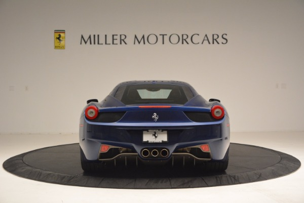 Used 2013 Ferrari 458 Italia for sale Sold at Pagani of Greenwich in Greenwich CT 06830 6