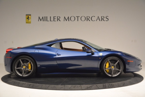 Used 2013 Ferrari 458 Italia for sale Sold at Pagani of Greenwich in Greenwich CT 06830 9