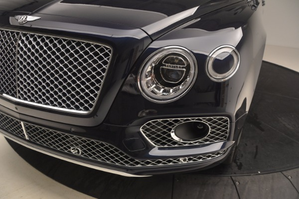 Used 2018 Bentley Bentayga W12 Signature for sale Sold at Pagani of Greenwich in Greenwich CT 06830 15