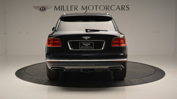 Used 2018 Bentley Bentayga W12 Signature for sale Sold at Pagani of Greenwich in Greenwich CT 06830 6