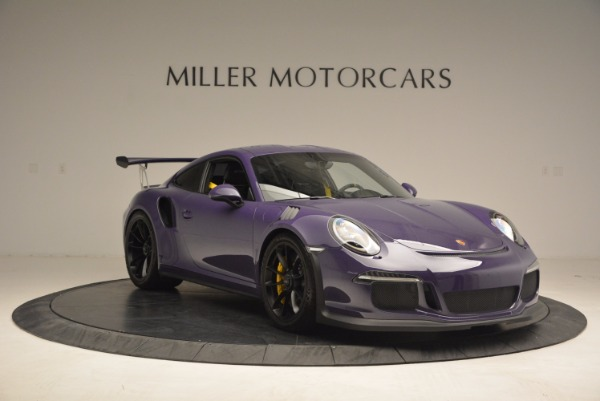 Used 2016 Porsche 911 GT3 RS for sale Sold at Pagani of Greenwich in Greenwich CT 06830 11