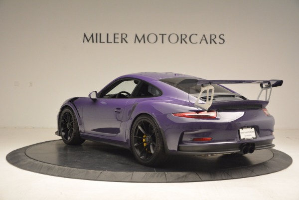 Used 2016 Porsche 911 GT3 RS for sale Sold at Pagani of Greenwich in Greenwich CT 06830 5