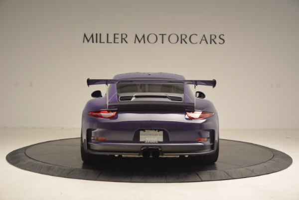 Used 2016 Porsche 911 GT3 RS for sale Sold at Pagani of Greenwich in Greenwich CT 06830 6