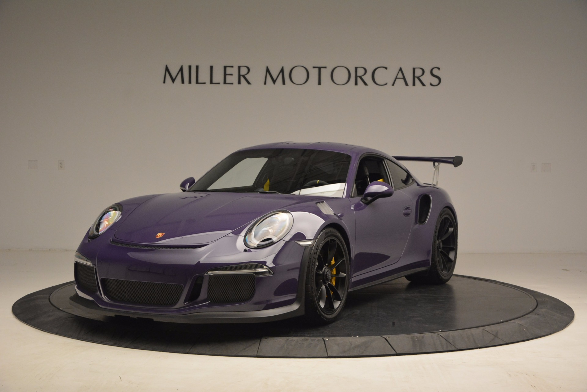 Used 2016 Porsche 911 GT3 RS for sale Sold at Pagani of Greenwich in Greenwich CT 06830 1