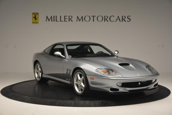 Used 1997 Ferrari 550 Maranello for sale Sold at Pagani of Greenwich in Greenwich CT 06830 11