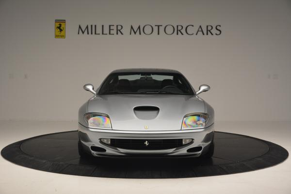 Used 1997 Ferrari 550 Maranello for sale Sold at Pagani of Greenwich in Greenwich CT 06830 12