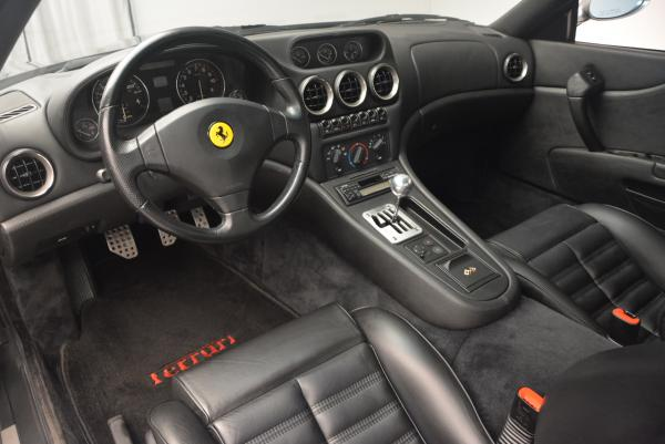 Used 1997 Ferrari 550 Maranello for sale Sold at Pagani of Greenwich in Greenwich CT 06830 13