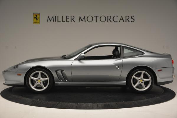 Used 1997 Ferrari 550 Maranello for sale Sold at Pagani of Greenwich in Greenwich CT 06830 3