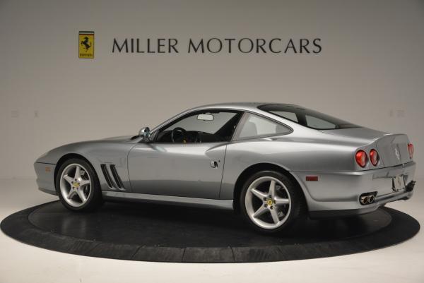 Used 1997 Ferrari 550 Maranello for sale Sold at Pagani of Greenwich in Greenwich CT 06830 4
