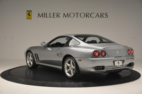 Used 1997 Ferrari 550 Maranello for sale Sold at Pagani of Greenwich in Greenwich CT 06830 5