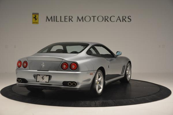 Used 1997 Ferrari 550 Maranello for sale Sold at Pagani of Greenwich in Greenwich CT 06830 7