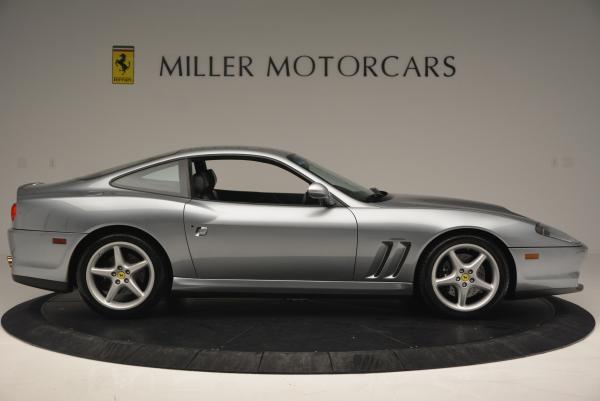 Used 1997 Ferrari 550 Maranello for sale Sold at Pagani of Greenwich in Greenwich CT 06830 9
